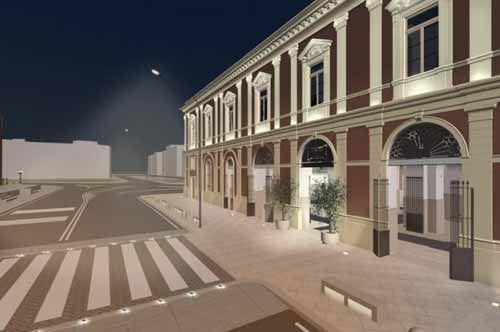 Bari, entro il 2019 ecco il Polo delle Arti Contemporanee