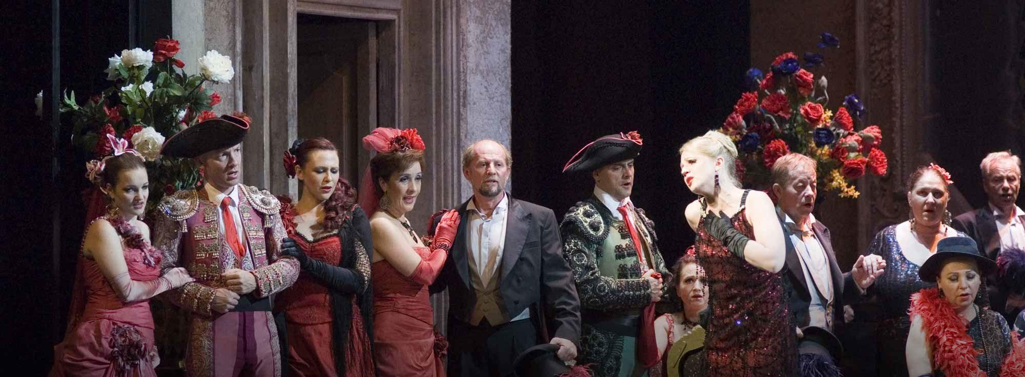 Brindisi: La Traviata