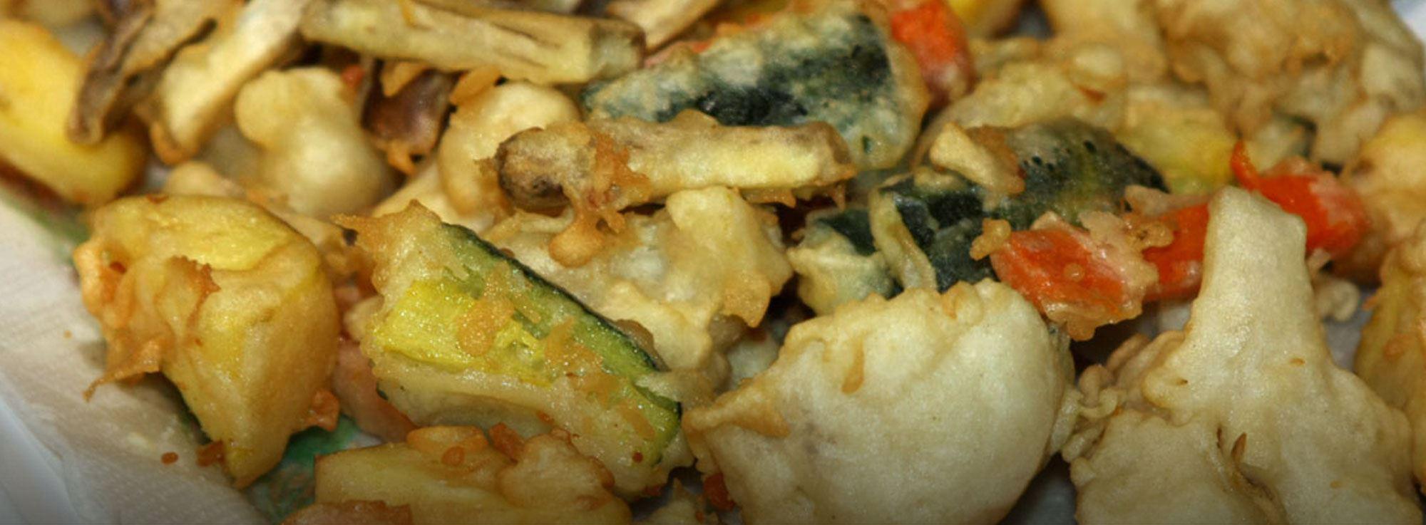 Ricetta: Verdure in pastella