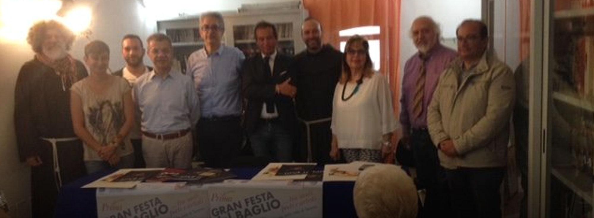 Taranto: Gran festa del Baglio