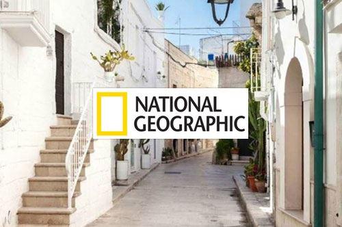 National Geographic conquistato da Monopoli: un pezzo di Puglia in copertina