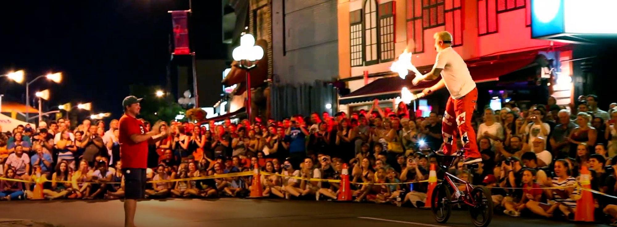 Gioia del Colle: Buskers Festival