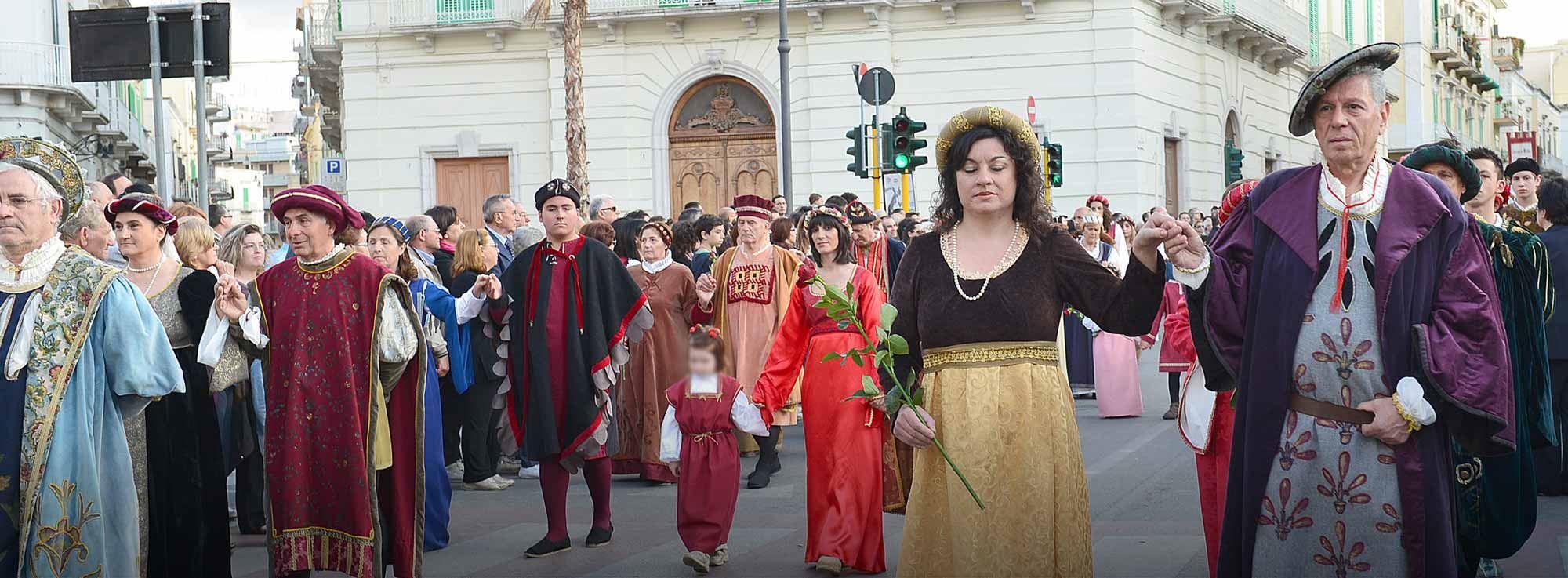 Bitonto: Corteo storico