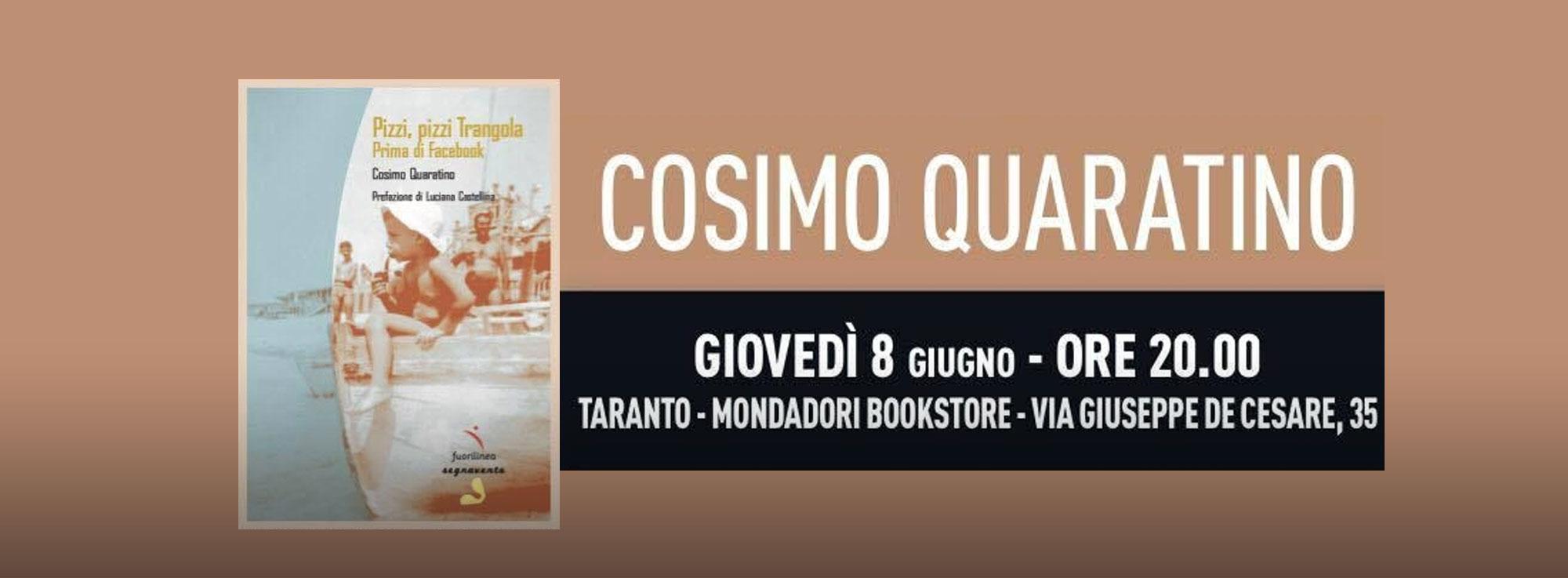 Taranto: Pizzi, pizzi trangola. Prima di Facebook