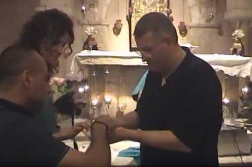 San Nicola, in rete spunta il video del prelievo della reliquia