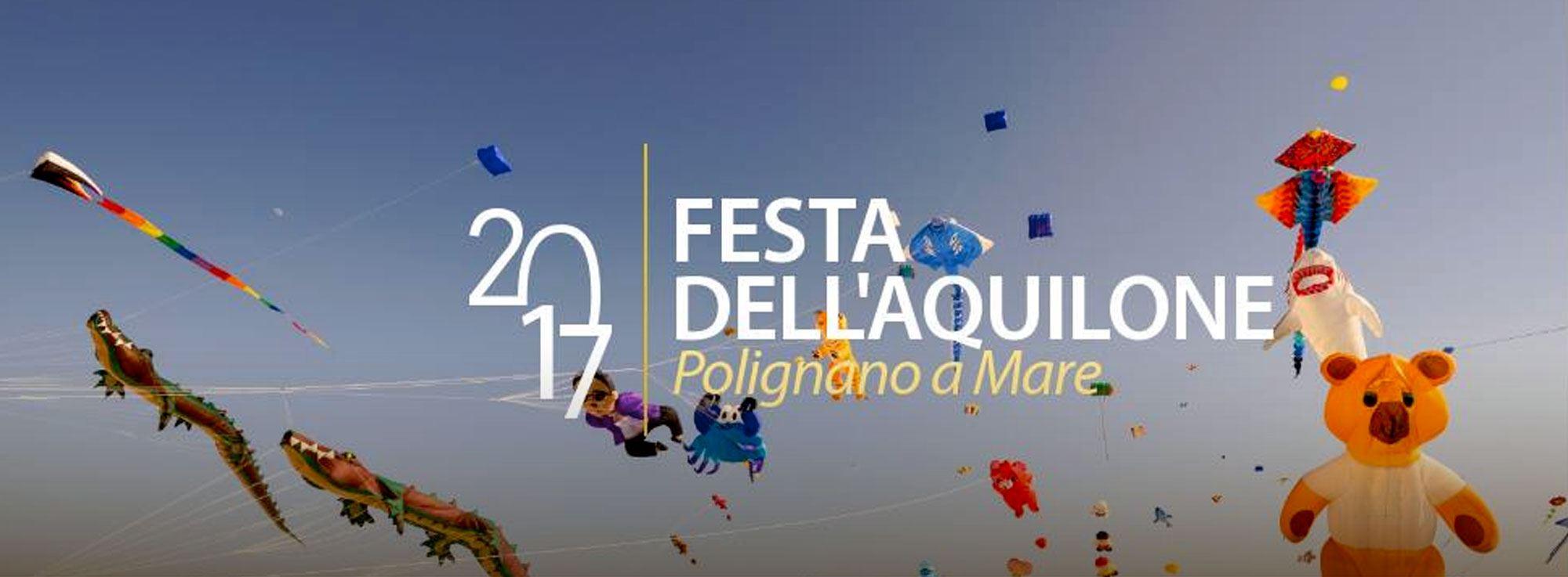 Polignano a Mare: Festa dell'Aquilone