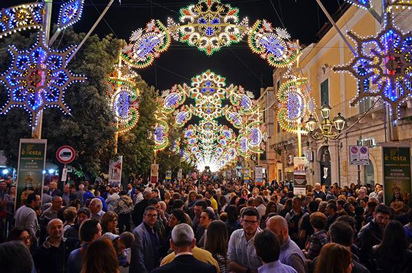 Bitonto, partono oggi i festeggiamenti per la Festa Patronale