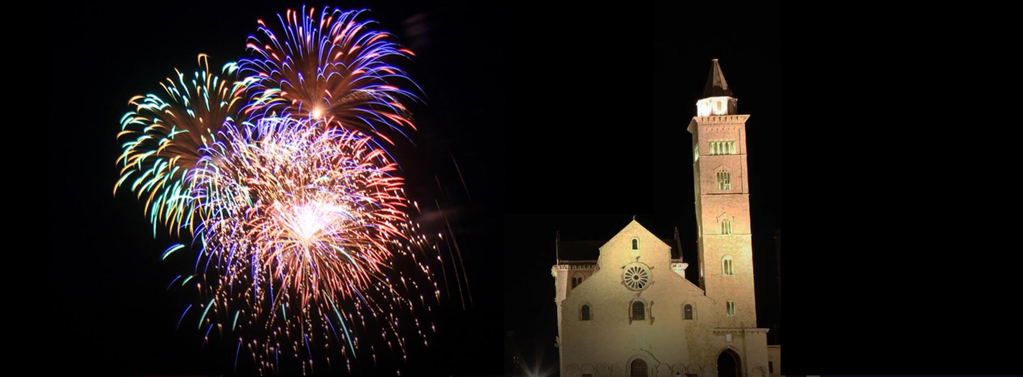 Trani: Festival di Arte Pirotecnica