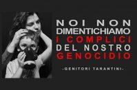 Taranto, genitori anti inquinamento: manifesti shock in città