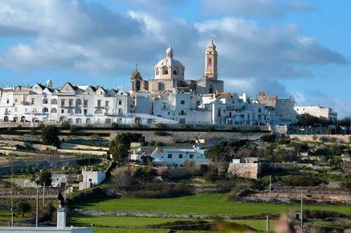 Locorotondo e i 10 borghi più belli di Puglia