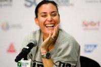 Tennis, è nato Federico, figlio di Flavia Pennetta e Fabio Fognini
