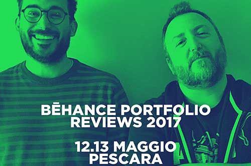 Behance Portfolio Reviews, a Pescara anche la Puglia è protagonista