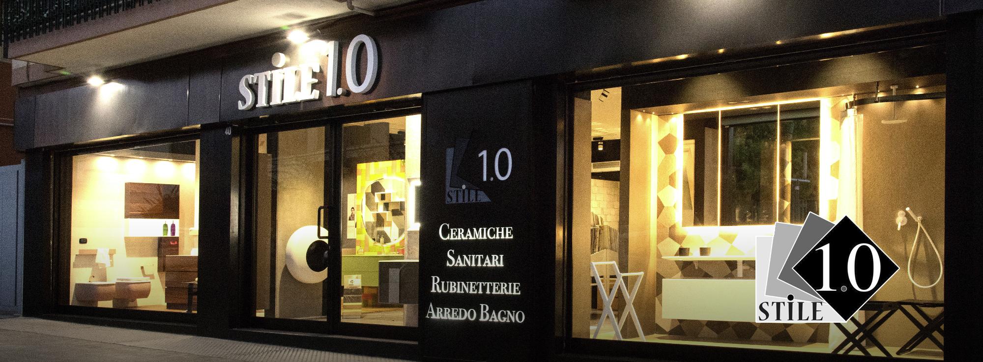 stile 1.0 barletta (bt) - arredo bagno, rivestimenti, ceramiche ... - Arredo Bagno Barletta