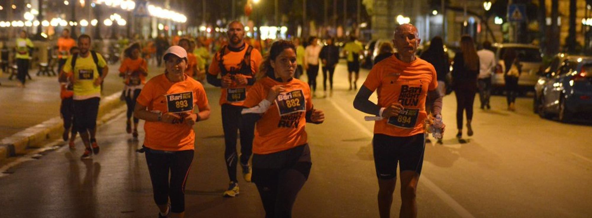 Bari: Bari Night Run