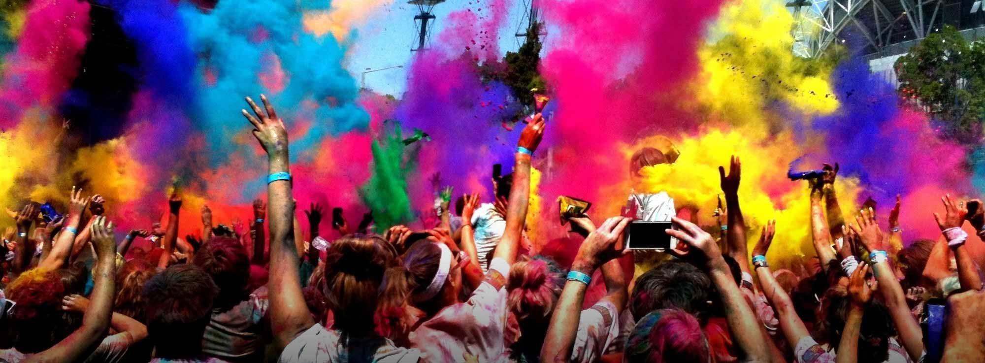 Foggia: Musilla Color Festival