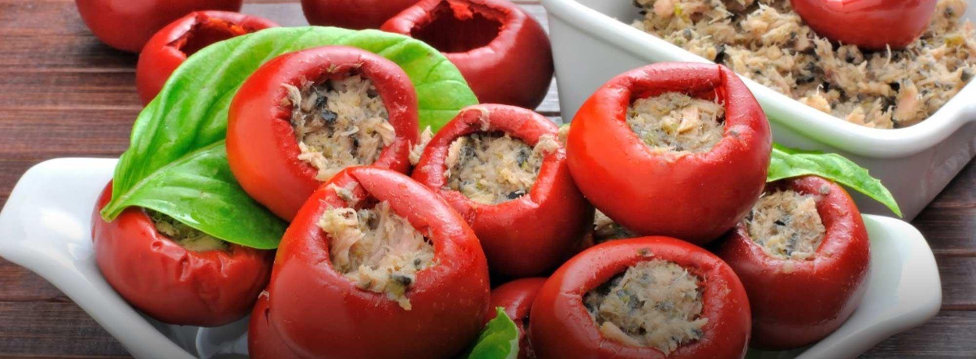 Ricetta: Peperoncini ripieni sott'olio
