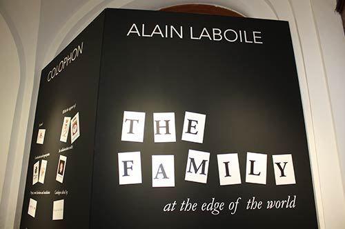 Al Museo del Tavoliere l'album di famiglia di Alain Laboile