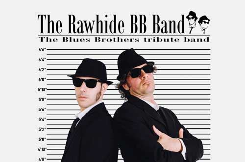 The Rawhide Blues Brother Band