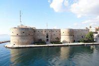 Castello Aragonese di Taranto, numeri da record