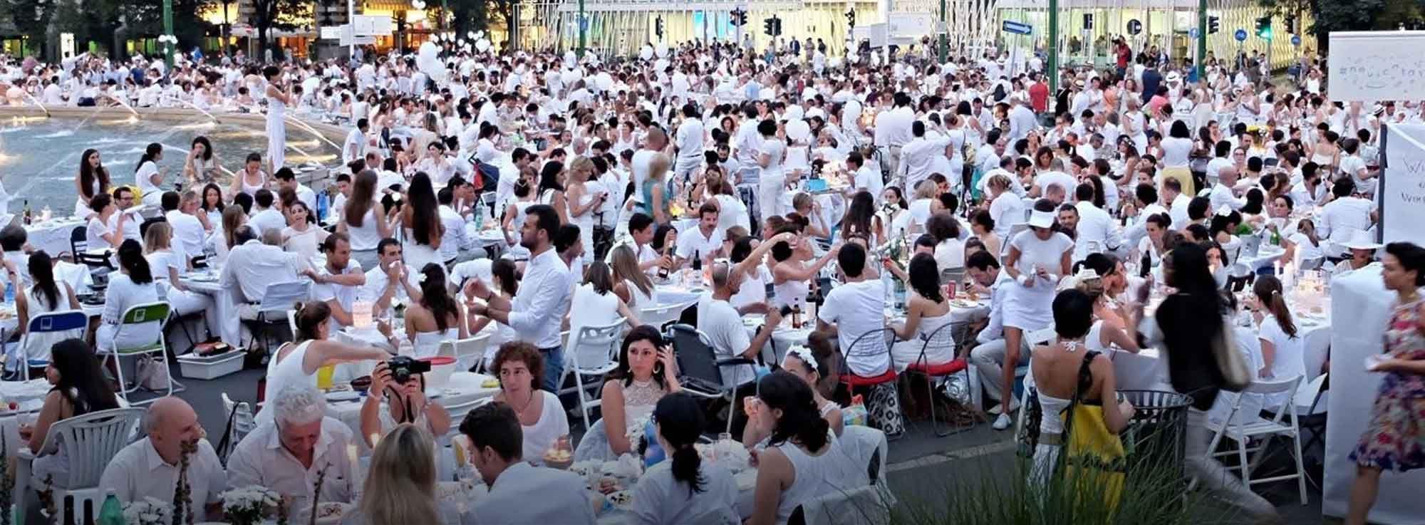 Andria: Cena in Bianco