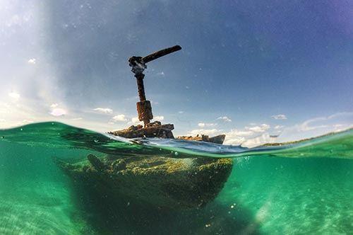 Dimitrios, la storia della motonave affondata ad Otranto