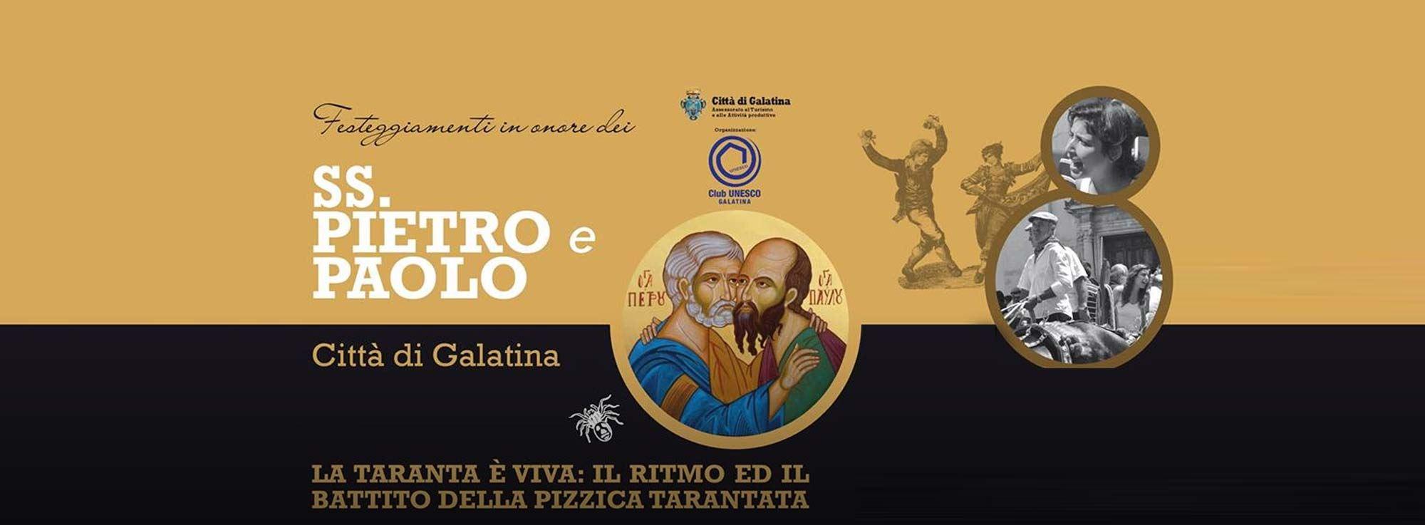 Galatina: Festa e fiera di San Pietro e Paolo