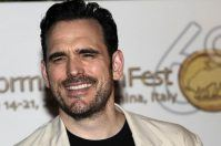Salento, c'è Matt Dillon in visita: le foto