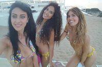 Gallipoli, le Miss Mondo Italia in gara si sfidano a suon di selfie