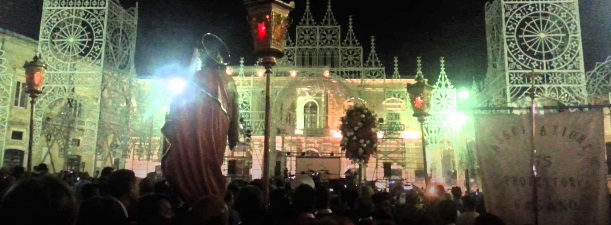 Fasano: Festa patronale