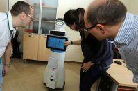 Un robot per aiutare i pazienti geriatrici