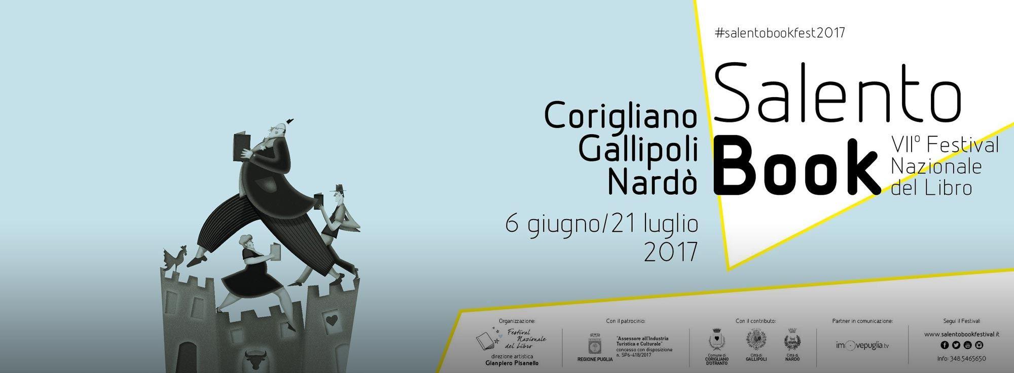 Corigliano d'Otranto, Gallipoli, Nardò: Salento Book Festival