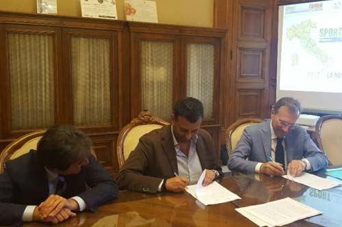 Sport missione comune, pioggia di milioni sulla Puglia dal Credito Sportivo