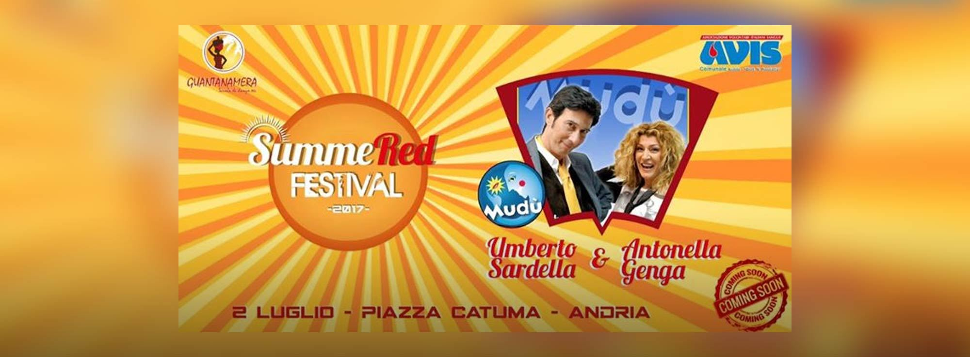 Andria: SummeRed Festival