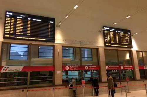 Da Foggia a Roma in treno, un nuovo collegamento da settembre