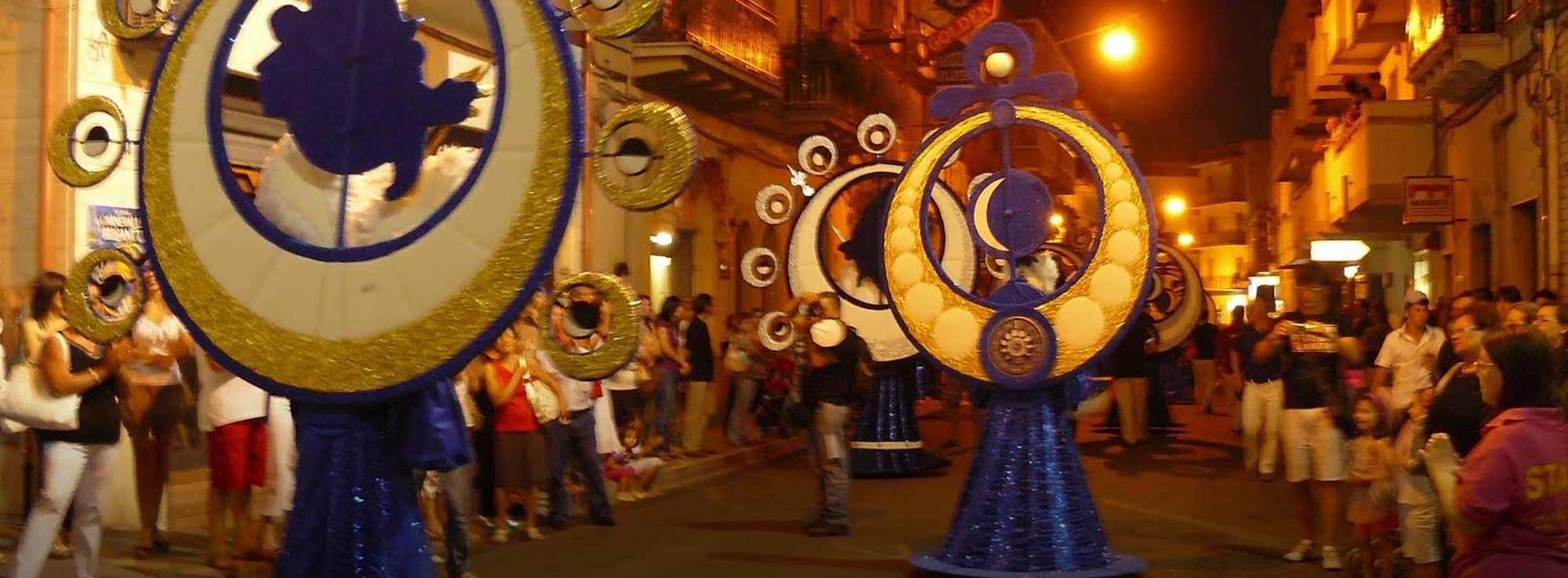 Crispiano: Carnevale estivo