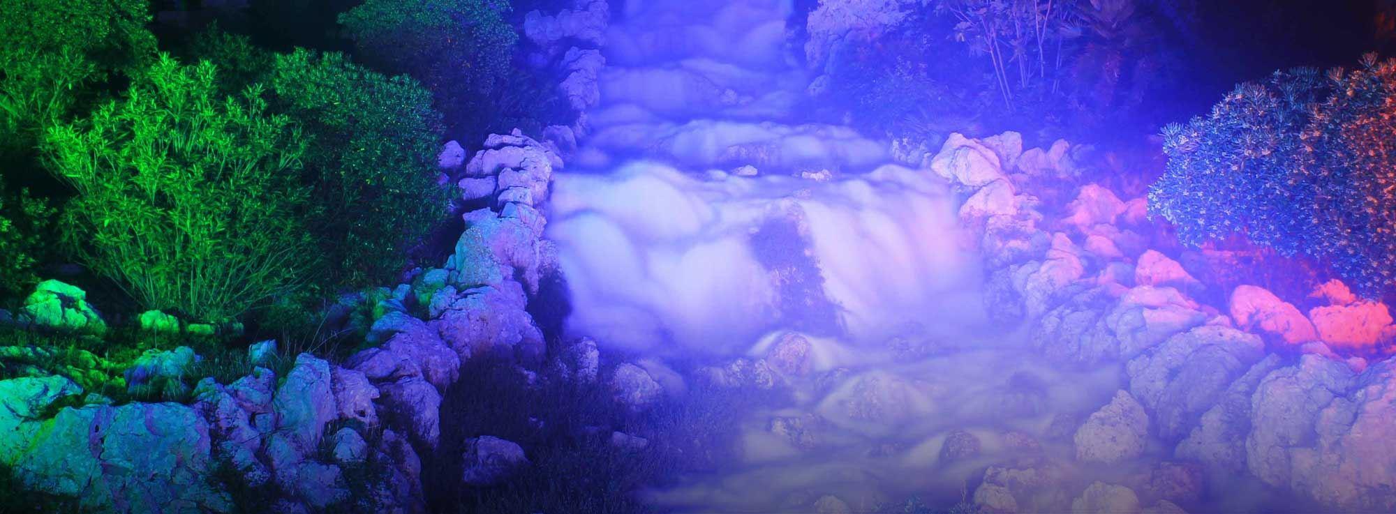 Santa Maria di Leuca: Cascata di Notte