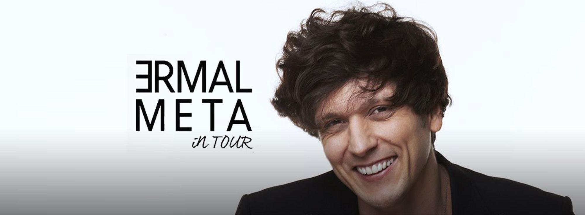 Carovigno: Ermal Meta - Vietato Morire tour