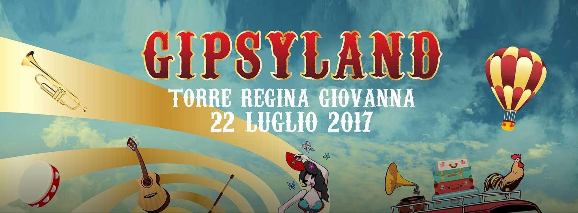 Torre Regina Giovanna: Gipsyland