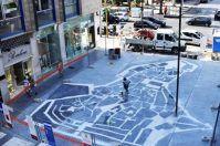 Il mosaico di via Sparano, un gioco misterioso alla scoperta di Bari Vecchia