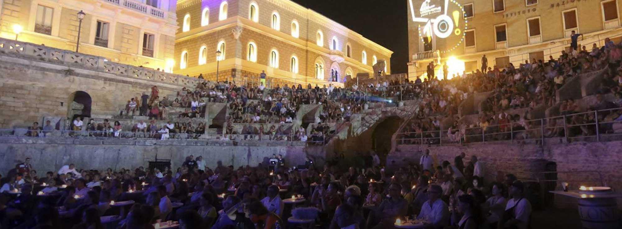Lecce e dintorni: Locomotive Jazz Festival