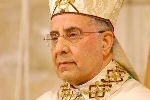 L'arcivescovo Giovan Battista Pichierri è deceduto per un malore
