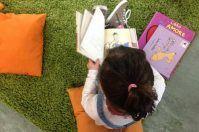 Biblioteca per bambini nel carcere Borgo San Nicola a Lecce