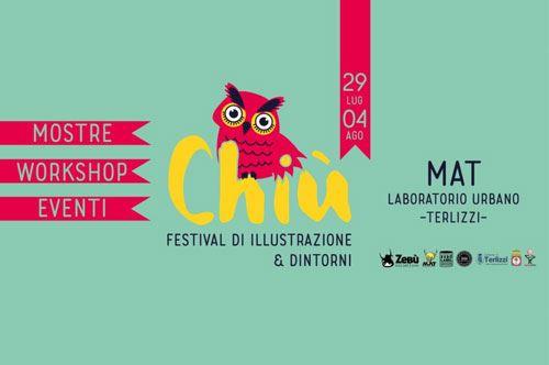 Chiù, il festival di illustrazione e dintorni
