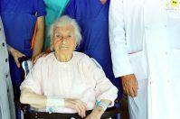 San Giovanni Rotondo, donna di 114 anni operata al seno
