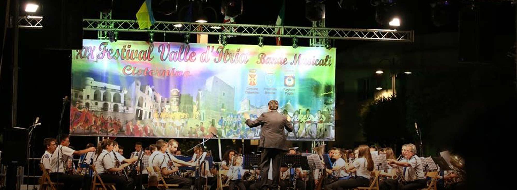 Cisternino: Festival Valle d'Itria