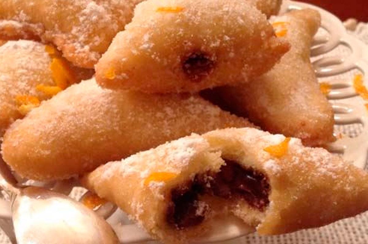 Ficarelli, panzerotti tra dolce e salato