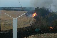 Incendio sul Gargano: Peschici nella morsa del fuoco all'ombra del dolo