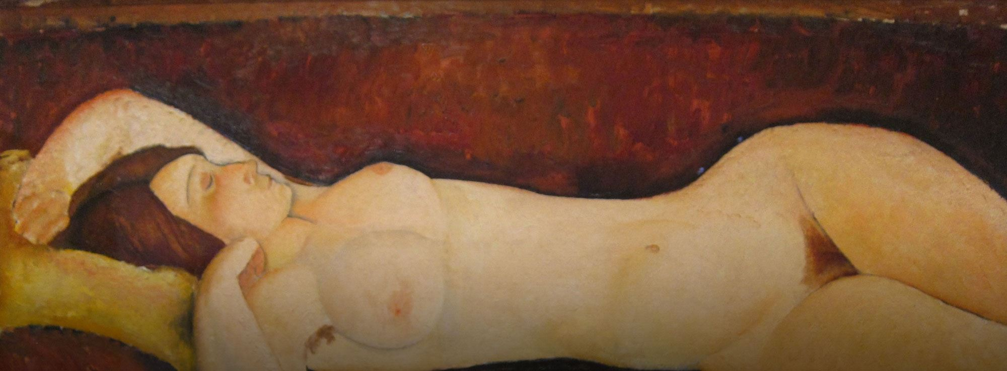 Margherita di Savoia: Modigliani Experience