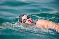 Torna in acqua la nuotatrice Monica Priore, dopo un intervento per diabete