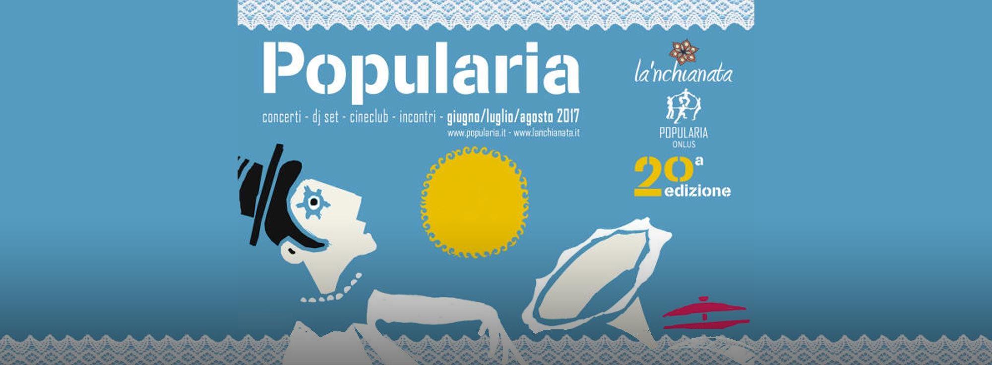 Torricella: Popularia Festival